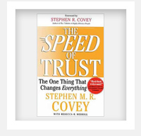 The Speed of Trust - Stephen M.R. Covey